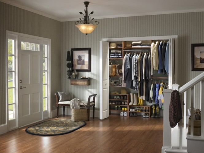 Mudroom Winter Closet Coat Closet Closet Mudroom ...