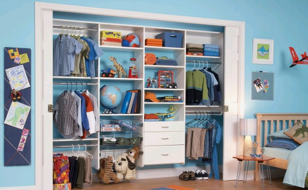 Attractive Kids Closet
