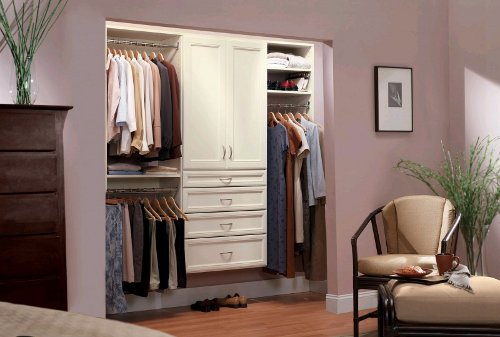 Master Bedroom Closet master bedroom | everything closets