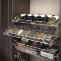 Spice Wine Storage Rack